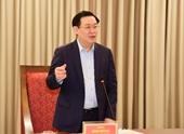 Bí thư Hà Nội Thúc đẩy đầu tư công là nhiệm vụ quan trọng thứ 2