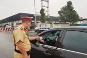 Quảng Ninh Tạm giữ 734 phương tiện do vi phạm nồng độ cồn
