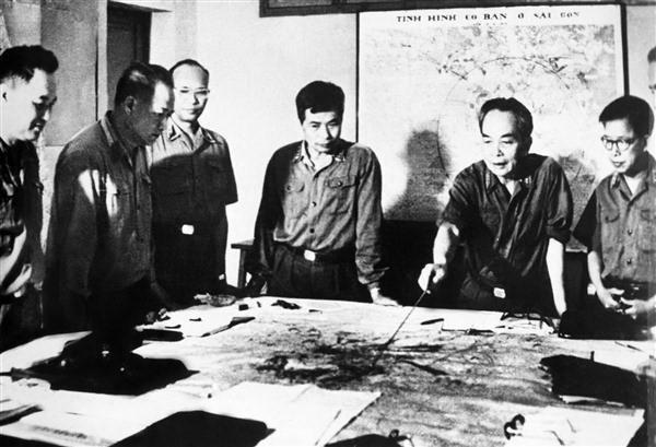 Thắng lợi của đường lối và nghệ thuật quân sự Việt Nam trong kháng ...