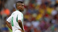Tiền đạo Ideye hứa hẹn vạch trần tham nhũng trong bóng đá Nigeria