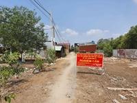 Xử lý đầu nậu, bảo kê phân lô bán nền, xây nhà không phép trên đất nông nghiệp