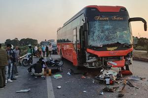 Vì sao tai nạn vẫn xảy ra trên cao tốc Hà Nội - Bắc Ninh đoạn khu công nghiệp Ninh Hiệp?