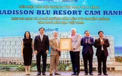 Movenpick Resort Cam Ranh và Radisson Blu Resort Cam Ranh được công nhận chuẩn 5 Sao
