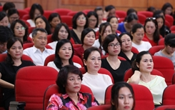 91,16 học sinh Mầm non và Tiểu học được thụ hưởng Sữa học đường