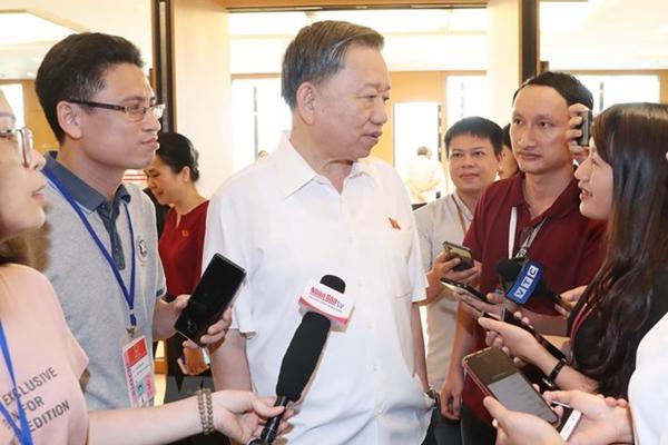 Bộ trưởng Công an nói về vụ việc 'Công ty Tenma hối lộ 25 triệu yen'