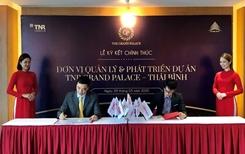 TNR Holdings Vietnam chính thức quản lý, phát triển dự án TNR Grand Palace Thái Bình