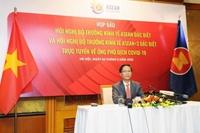 Đảm bảo chuỗi cung ứng được thông suốt giữa ASEAN và các nước