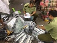 Thu giữ gần 4 700 sản phẩm có dấu hiệu giả, nhái và hàng nhập lậu