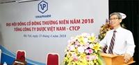 Kỳ I Chủ tịch HĐQT Tổng Công ty Dược Việt Nam bị tố cáo có dấu hiệu tham nhũng