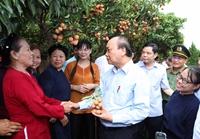 Thủ tướng tổng kết 10 điểm sáng nổi trội của Bắc Giang trong nhiệm kỳ