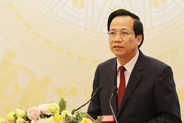 Bộ trưởng Đào Ngọc Dung: Đề xuất hỗ trợ giáo viên trường từ gói 62 nghìn tỷ