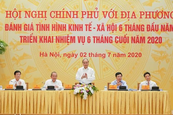 Thủ tướng: Có thể nâng trần nợ công thêm 2%-3% GDP