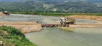Tuyên Quang: Có cần cơ quan quản lý khai thác tài nguyên?
