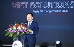 Khởi động cuộc thi tìm kiếm giải pháp chuyển đổi số Việt Nam - Viet Solutions