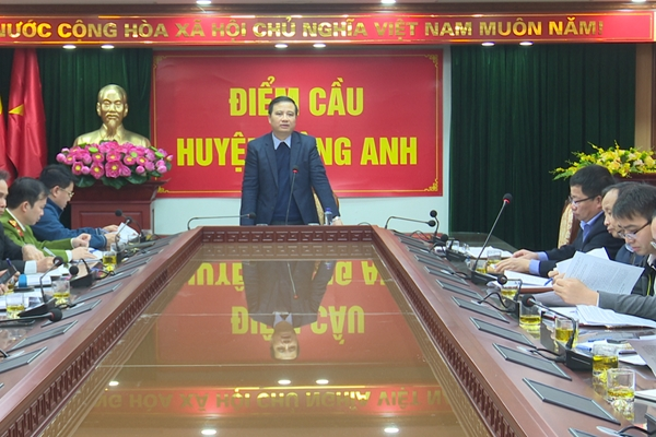 Đề nghị xử lý trách nhiệm Trưởng ban 389 huyện Đông Anh