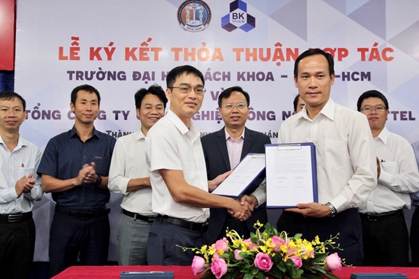 Tổng Công ty Công nghệ cao Viettel hợp tác với Đại học Bách khoa TP HCM nghiên cứu, sản xuất chip 5G