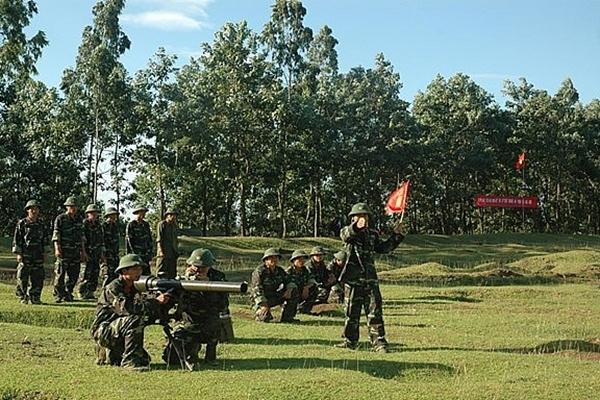 Chế độ phụ cấp đối với quân nhân dự bị