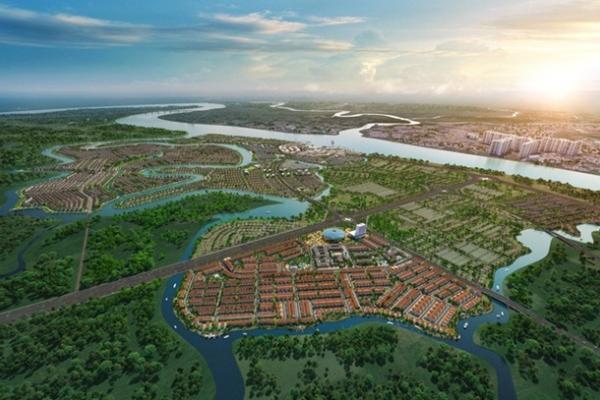 Novaland đón đầu quy hoạch đô thị sinh thái bên sông