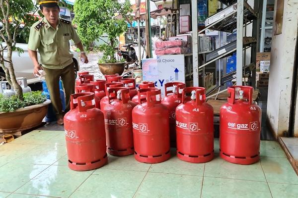 Đắk Lắk: Có gas lậu, gas giả?