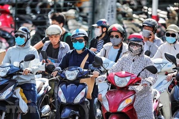Chỉ số tia UV tại Hà Nội và Đà Nẵng ở mức gây hại cao đến rất cao