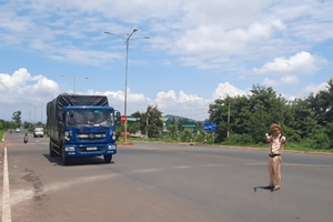 Đắk Lắk: Giảm cả 03 tiêu chí về tai nạn giao thông