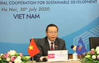 AIPA 2020 Đẩy mạnh hợp tác nghị viện trong lĩnh vực giáo dục, văn hóa