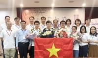 4 4 học sinh Việt Nam đoạt Huy chương Vàng Olympic Hoá học quốc tế năm 2020