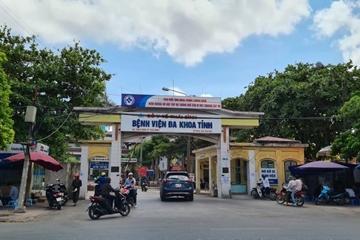 Những bất thường trong mua sắm, quản lý vật tư tại Bệnh viện Đa khoa tỉnh Thái Bình