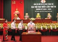 Đảng bộ Khối Các cơ quan thành phố tạo sự thống nhất về nhận thức, hành động trong Đảng bộ