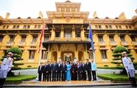 ASEAN đoàn kết, tự cường và tiến lên phía trước