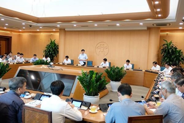 Bộ Y tế đảm bảo đủ sinh phẩm phục vụ công tác xét nghiệm COVID-19 của Hà Nội