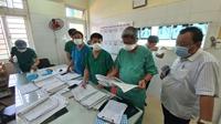 Lập 5 đoàn kiểm tra việc triển khai công tác phòng, chống dịch COVID-19