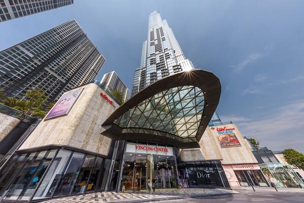 Vinhomes, Vincom Retail tiếp tục là thương hiệu bất động sản dẫn đầu Việt Nam