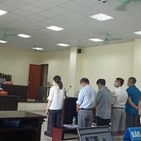 Hàng loạt cán bộ thuộc TP Thanh Hóa bị tòa tuyên án
