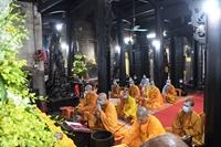 Ấm áp, trang nghiêm đêm Vu Lan trực tuyến tại chùa Phúc Khánh