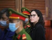 Lê Thị Thanh Thúy phủ nhận quan hệ cá nhân với ông Nguyễn Thành Tài