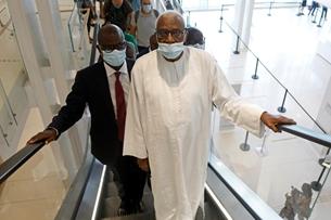 Cựu Chủ tịch Liên đoàn Điền kinh Thế giới Lamine Diack bị kết án tù vì tội tham nhũng
