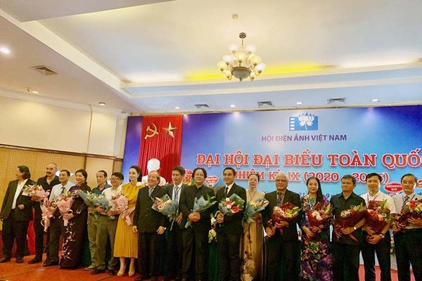 Đại hội Hội Điện ảnh Việt Nam nhiệm kỳ IX (2020-2025)