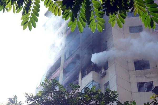 """Hà Nội: Nhiều thiết kế phòng cháy chữa cháy chỉ… """"nằm"""" trên giấy"""