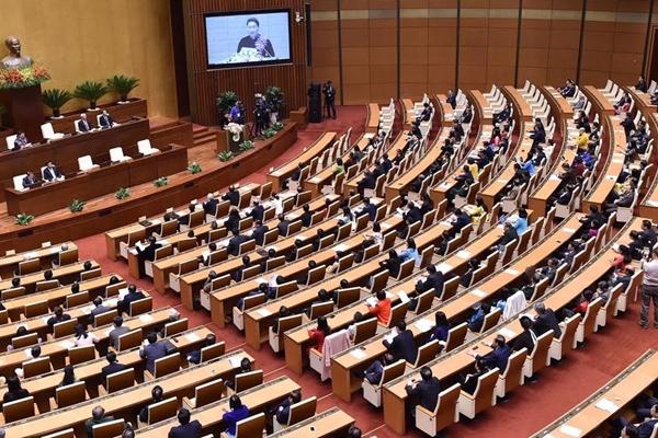 Phân công chuẩn bị Kỳ họp thứ 10, Quốc hội khóa XIV