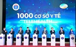 Hoàn thành kết nối 1 000 điểm Telehealth, Viettel cam kết mỗi người dân có 1 trợ lý sức khỏe thông minh