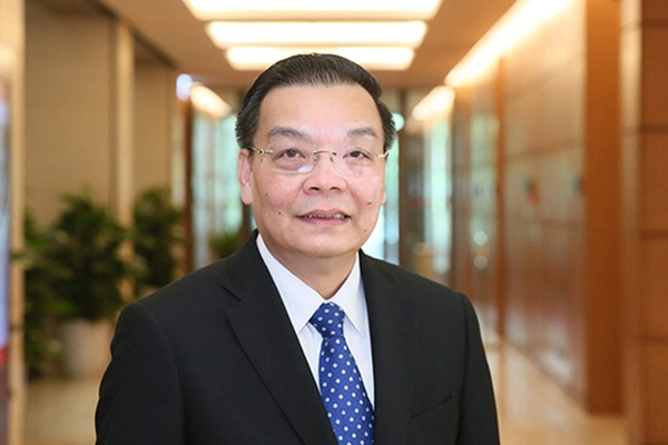 Phê chuẩn chức Chủ tịch Hà Nội với ông Chu Ngọc Anh