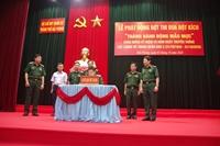Tuyên truyền nâng cao nhận thức cho cán bộ, chiến sỹ lực lượng vũ trang