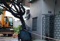 Chính quyền tiến hành cưỡng chế công trình xây dựng không phép