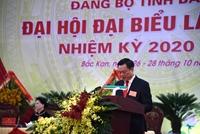 Ông Hoàng Duy Chinh được bầu làm Bí thư Tỉnh ủy