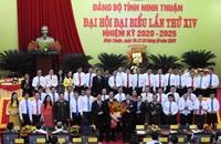 Ninh Thuận Phấn đấu đến năm 2025 là tỉnh phát triển khá