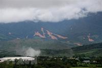 Quảng Trị Núi Tà Bang nứt dài 200m, di dời khẩn cấp 165 người dân