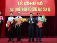 Ông Lâm Văn Hoàng giữ chức Chánh Thanh tra Bộ GTVT