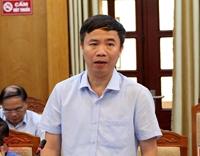 Giám đốc Sở Nông nghiệp và PTNT Bắc Giang mắc nhiều sai phạm