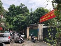 Quận Hai Bà Trưng sẽ lắp đặt 4 biển báo cấm đỗ xe tại ngõ 51 phố Lãng Yên